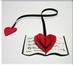 Love Note Bookmark
