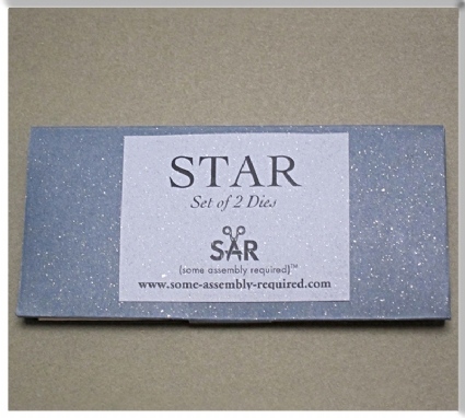 Small Star Die Strips