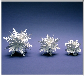 Triangulated Snowflakes