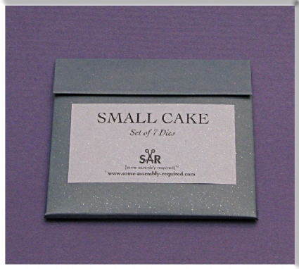 Small Cake Die Set