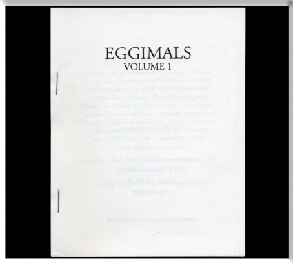 Eggimal Book Basic