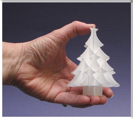 Large Tree Some Assembly Required Paper Craft Kits
