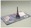 Eiffel Tower Pop-Up Card