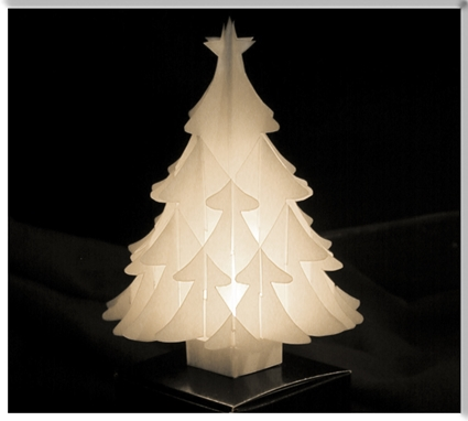 3D Tree Light