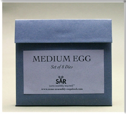 Medium Egg Die Set